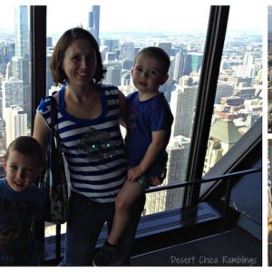 Our Chicago Adventure {Travel Tuesday}