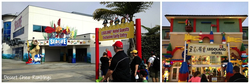 Legoland California Hotel Review
