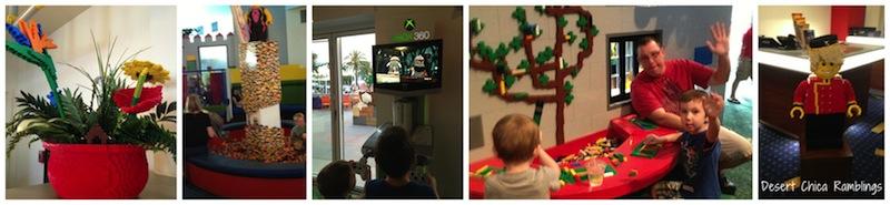 Legoland California Lobby