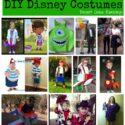 Disney Costume Ideas Roundup