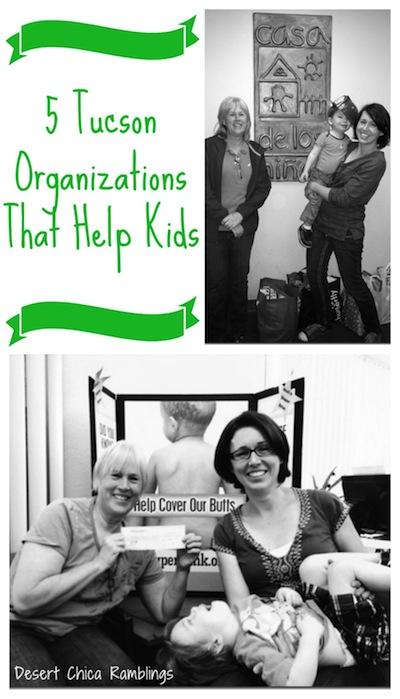 Tucson Organization That Help Kids