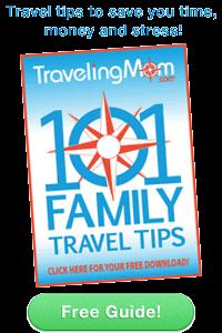 101 Free Family Travel Tips!