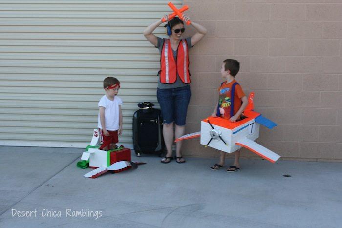 Airport Costume 4
