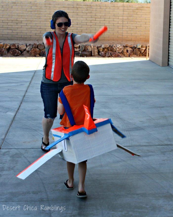 Airport Costume 5