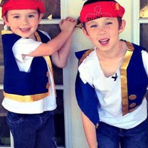 DIY Jake and the Neverland Pirates Costume