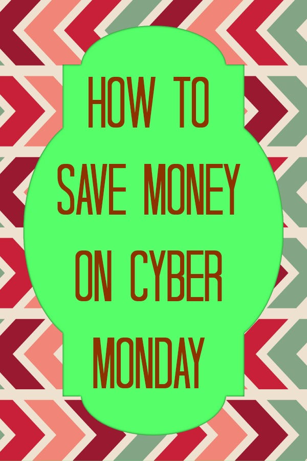 How To Save Money On Cyber Money And A Giveaway Desert