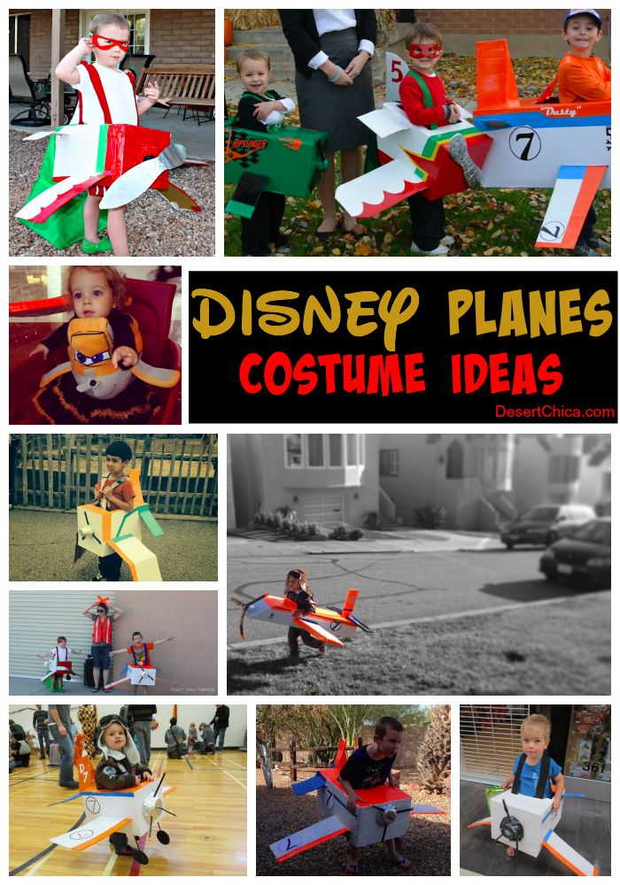 Disney Planes Costume Ideas