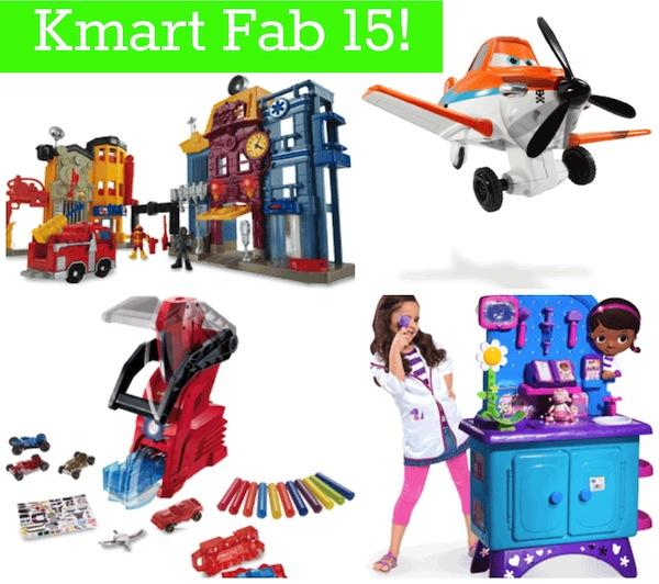 Kmart Fab 15