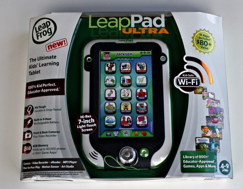 LeapPad Ultra Review