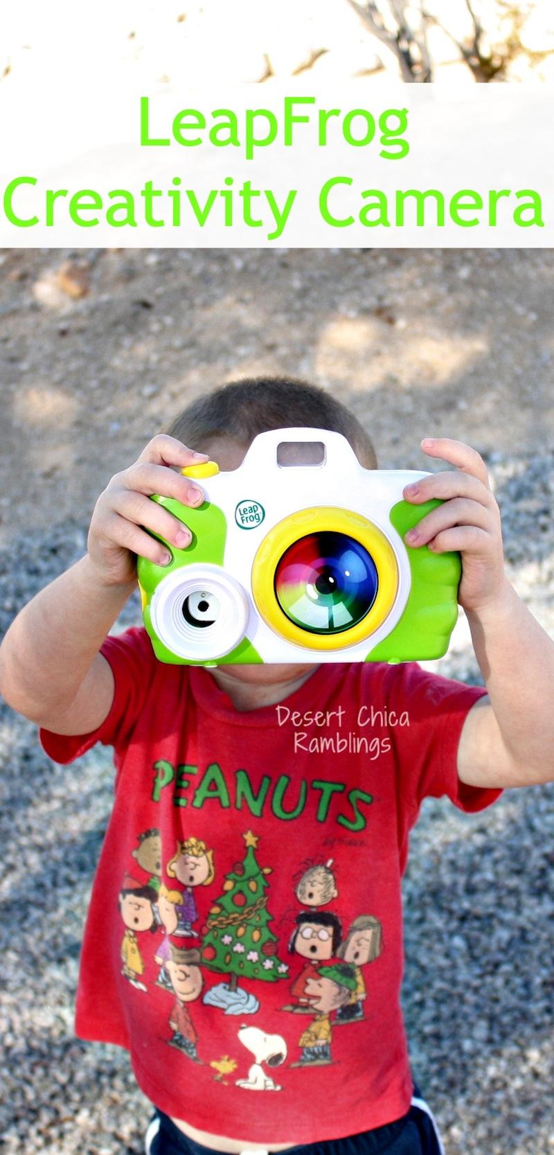 Leapfrog Creativity Camera