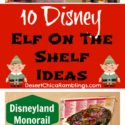 Elf On The Shelf Disneyland Ideas