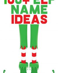 Did an elf on the shelf arrive at your home? Find the perfect elf name from this list of over 100 unique elf names for kids including boy names, girl names, festive names, funny and hilarious names, Disney inspired names, superhero inspired names and Star Wars inspired names. Elf on the shelf names | Elf on the shelf ideas for kids | Elf on the shelf ideas creative | Simple elf on the shelf ideas | Elf name boys | Elf names girls #elfontheshelf #elfontheshelfideas
