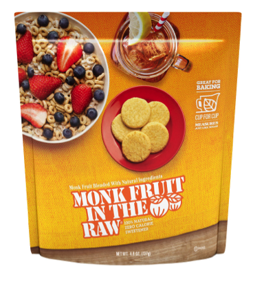 Monk FRUIT In The Raw #MC #Sponsored