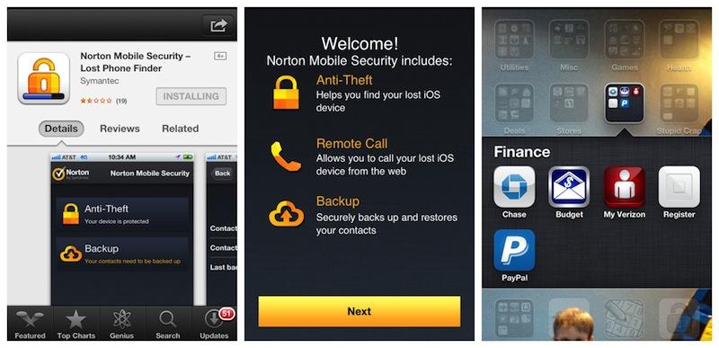 Mobile Security #SmartSecurity #Shop