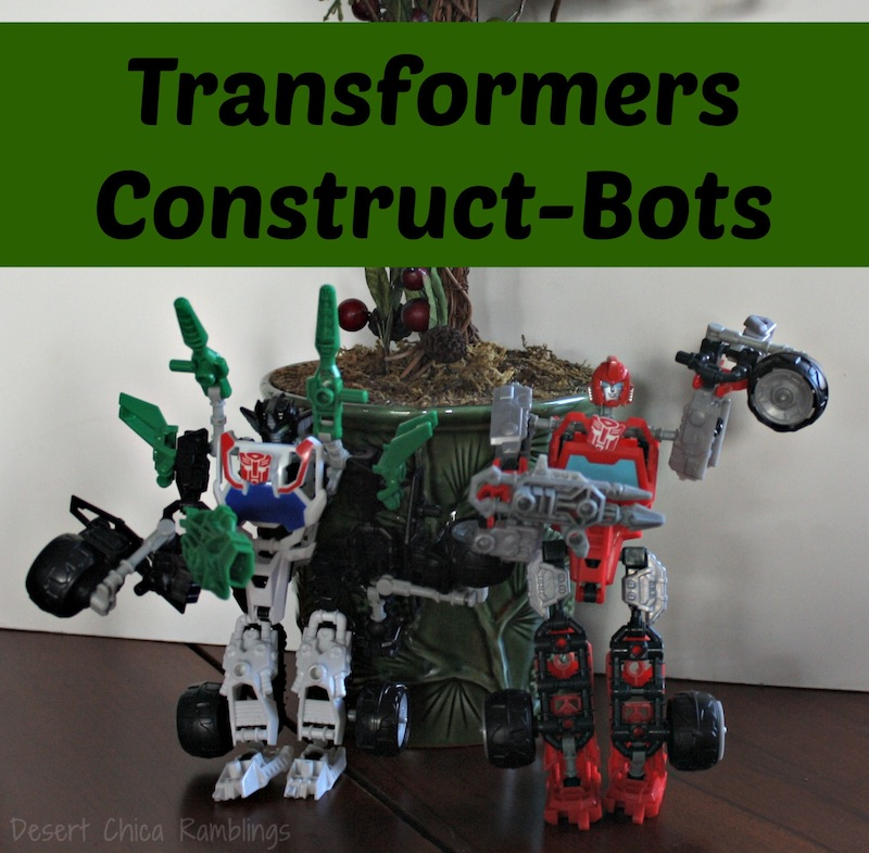 Transformers Construct-bots