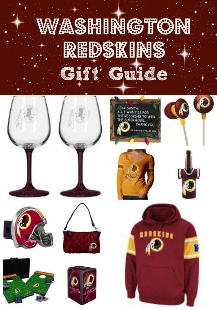 Washington Redskins Gift Guide | Desert Chica