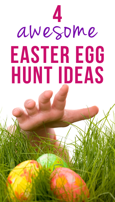 Easter egg hunts were always my favorite part of Easter as child, and they still are as a mom... Today I am sharing a few fun Easter Egg Hunt tips