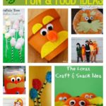 50+ Lorax Ideas {Food, Crafts and Party Fun}