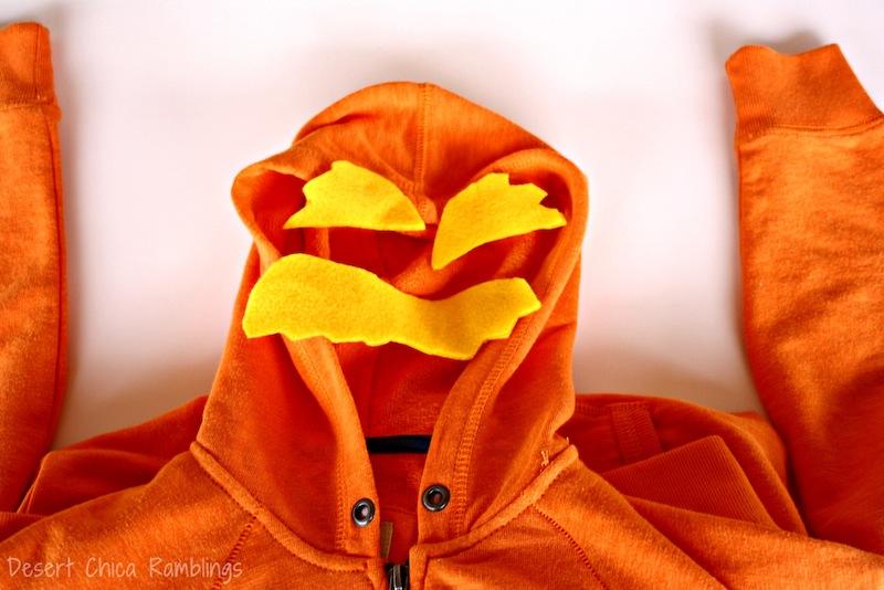 Diy lorax costume desert chica lorax costume with sweatshirt and feltg solutioingenieria Gallery