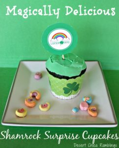 Magically Delicious Shamrock Surprise Cupcakes.jpg