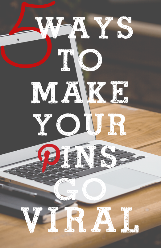 Let's talk Pinterest strategy. Here are a few tips for making your pins go viral.