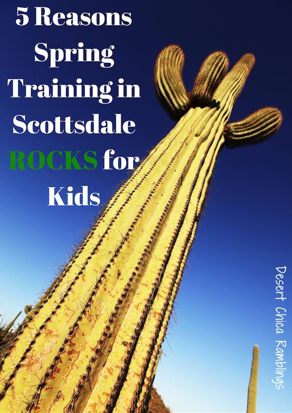 Spring Training in Scottsdale