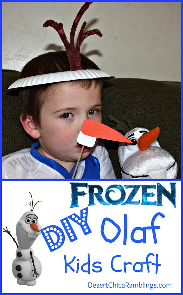 FROZEN DIY Olaf Kids Craft .jpg