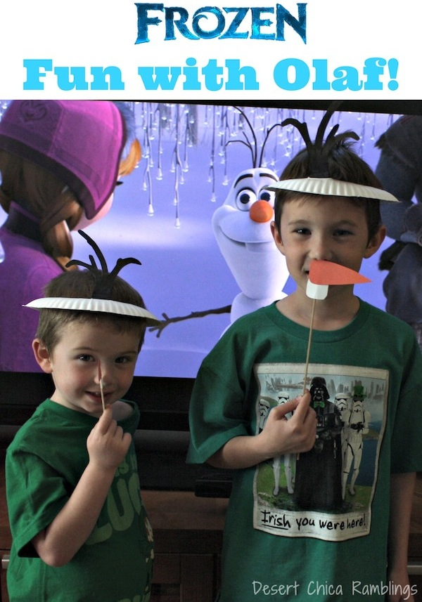 Frozen Fun with Olaf #Shop #FrozenFun #Cbias