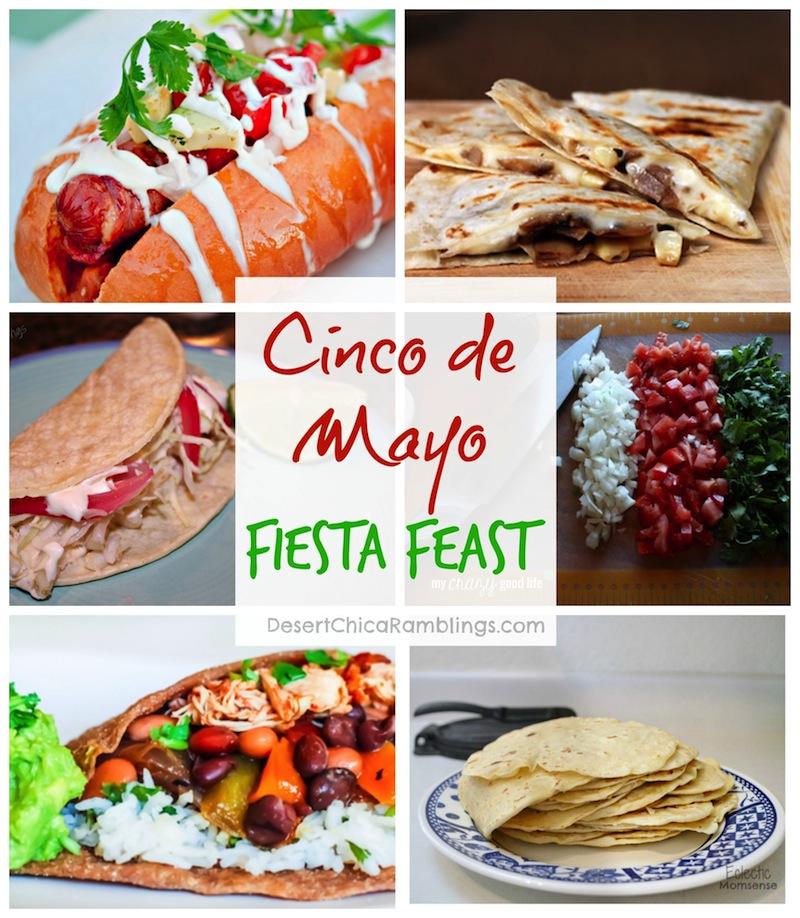 Cinco De Mayo Food Ideas