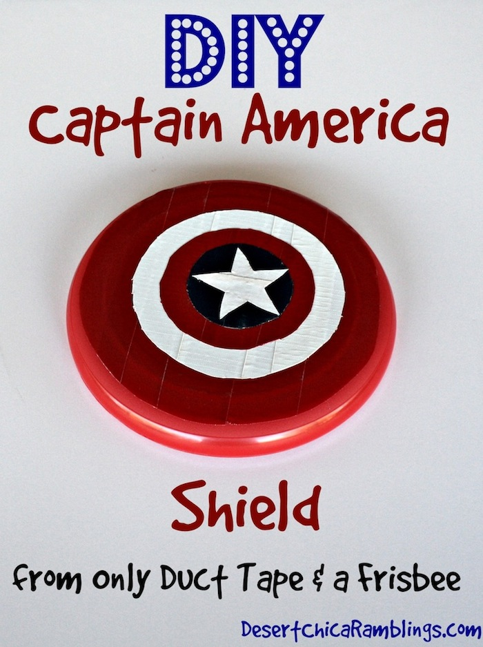DIY Captain America Shield from only duct tape and a frisbee.jpg