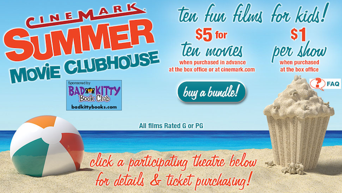 2014 Summer Movies Tucson at Century Theaters and Cinemark