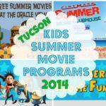 2014 Summer Movie Programs in Tucson