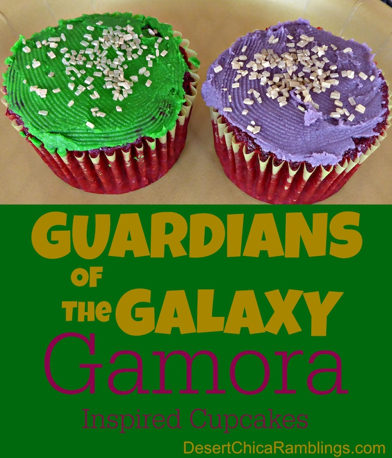 guardians of the galaxy gamora cupcakes.jpg