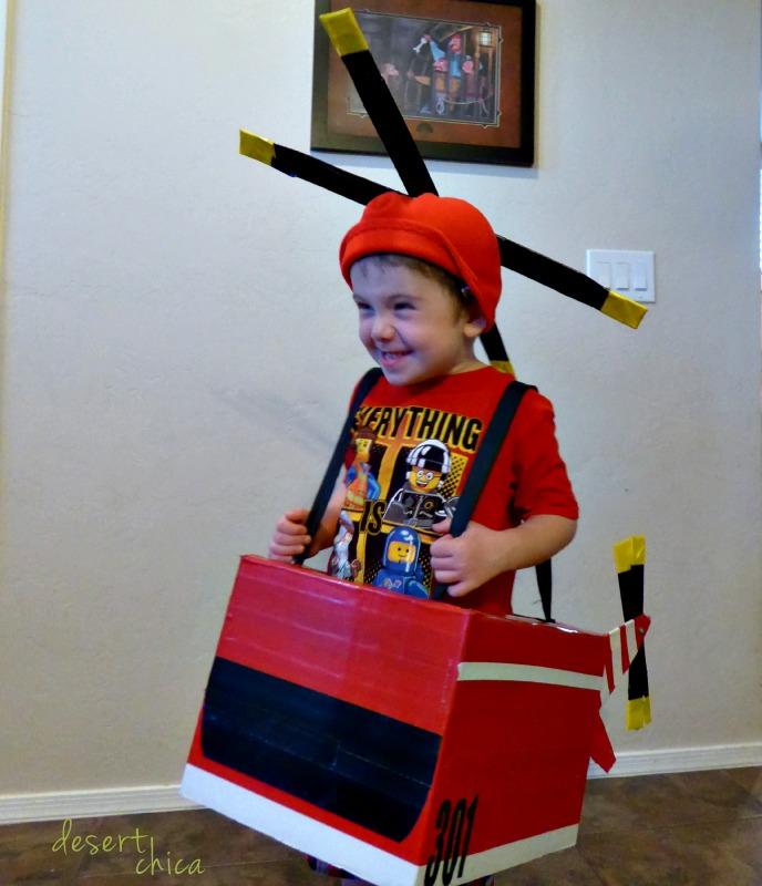 Blade Ranger costume