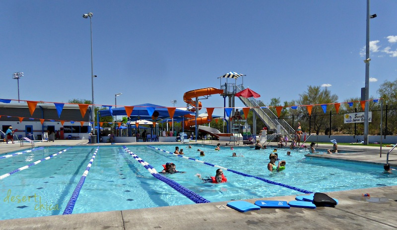 Aquatic Oro Valley Aquatic Center