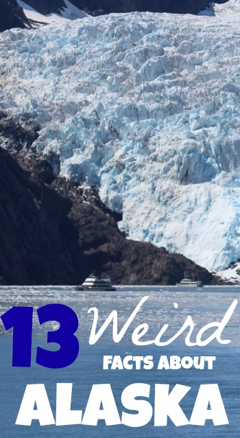 Traveling to Alaska soon? Check out these weird Alaska facts.