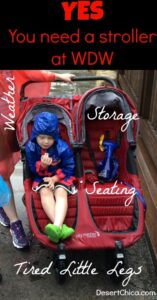 Yes You need a stroller at Walt Disney World WDW.jpg