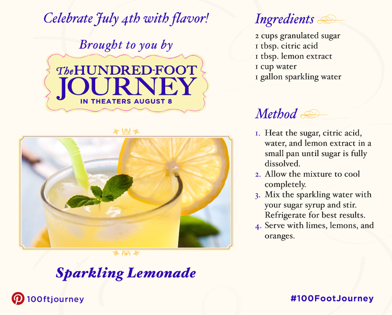 lTasty BBQ Recipes sparkling lemonade recipe