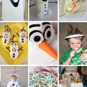 Over 100 fun DIY ideas for an Olaf or Frozen themed party or playdate including Olaf Valentines, Olaf costumes, Pin the nose on Olaf games, Snowman templates and birthday party favors, food, cake, and activities. Disney Frozen | Frozen Party | Disney Crafts for Kids | Frozen Birthday Party Food | Frozen Themed Birthday Party | Frozen Birthday Party Ideas Decorations| Frozen Party Favors
