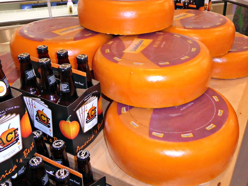 Whole Foods Oracle Beer and Cheese
