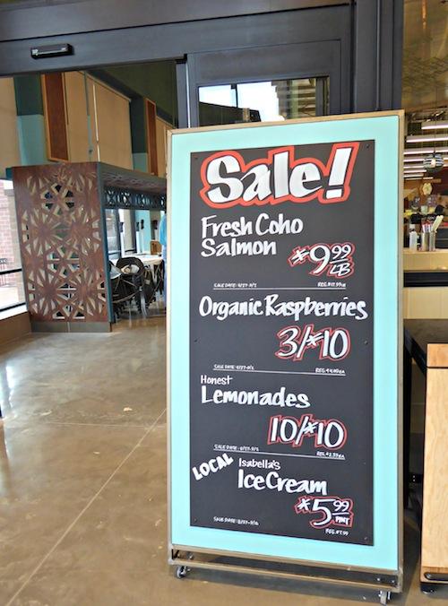 Whole Foods Oracle Sales