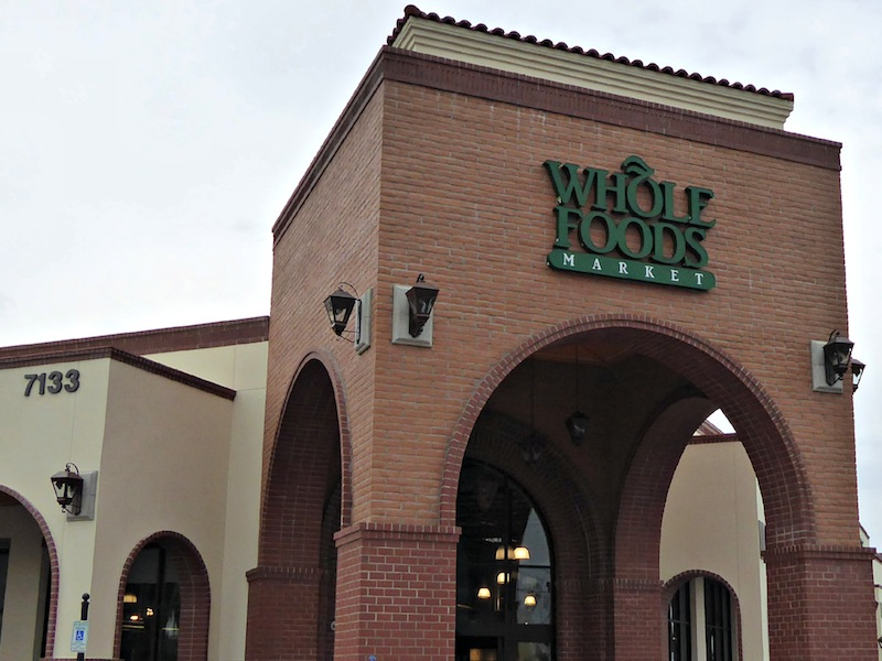 Whole Foods Oracle