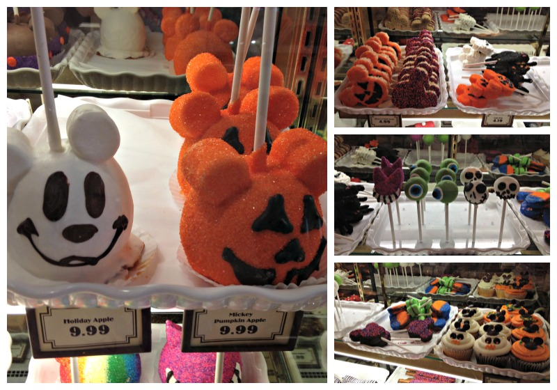disneyland halloween treats at Mickey's Halloween Party