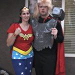 DIY Super Hero Costumes: Wonder Woman and Thor