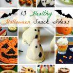 13 Healthy Halloween Snacks