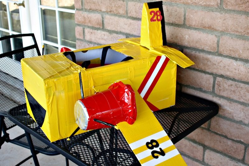 Lil Dipper Airplane Costume Disney Planes Fire and Rescue