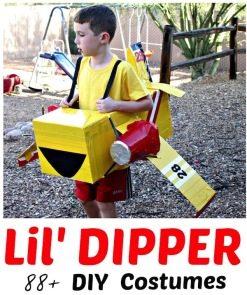 Lil Dipper Costume Pinterest