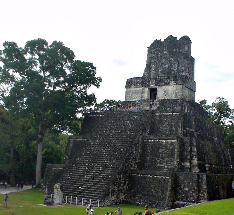 Peru Pyramid