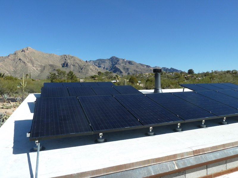 Sungevity Solar Panels
