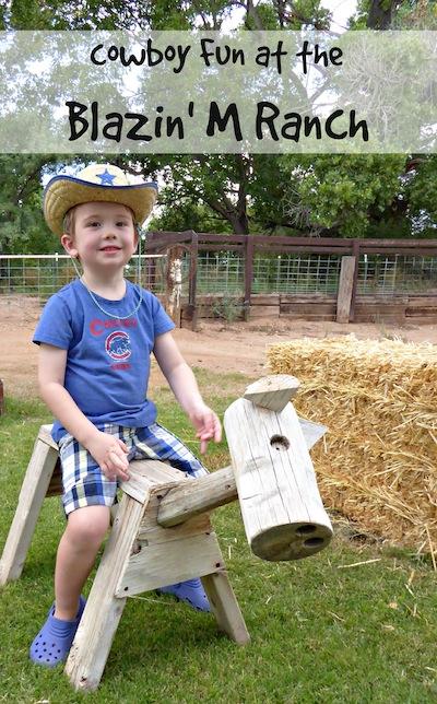 Cowboy Fun at the Blazin M Ranch in Cottonwood, Arizona